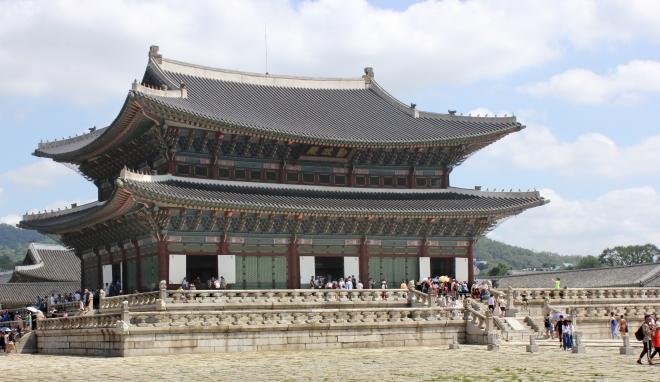 Seoul_Gyeongbokgung Palace_2